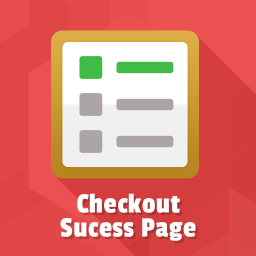 M2 Checkout Success Page