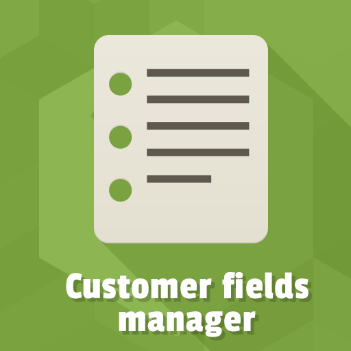 M2 Customer fields manager