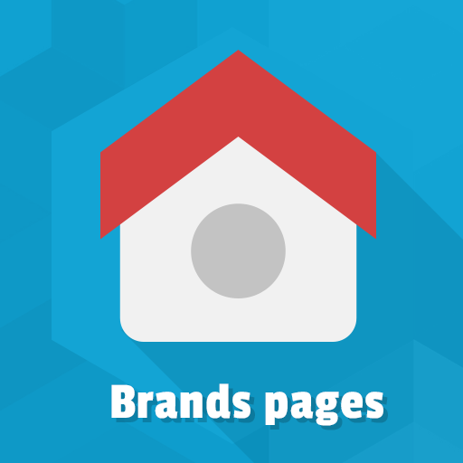 Attributes and Brands pages