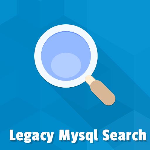 M2 MySQL Legacy Search