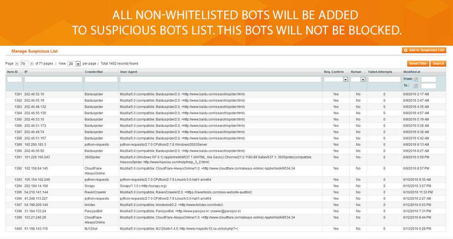 Bot Blocker