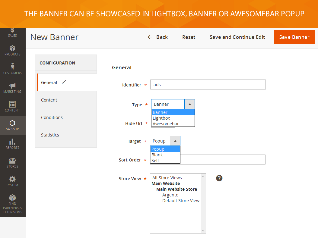 Free banner extension in magento downloader downloader - M2 Banners And Custom Blocks