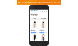 Accelerated Mobile Pages for Magento