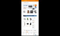 Essence homepage