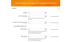 M2 Accelerated Mobile Pages for Magento 2