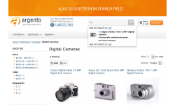 Ajax Search And Autocomplete