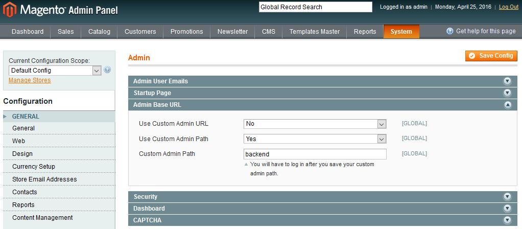 🥇 10 tricks to improve Magento admin security / Swiss Up