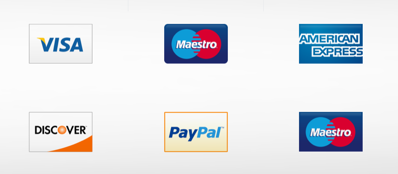 🥇 30 Free Credit card and Payment methods icons set for