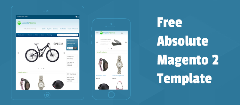 Free Magento 2 theme is released! / Swiss Up Labs Magento blog