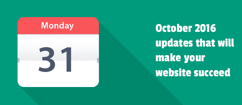 October 2016 module updates that will make your website succeed
