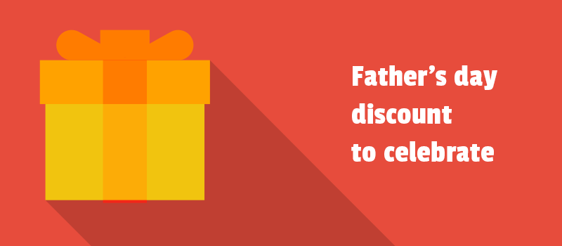 Fathers days discount