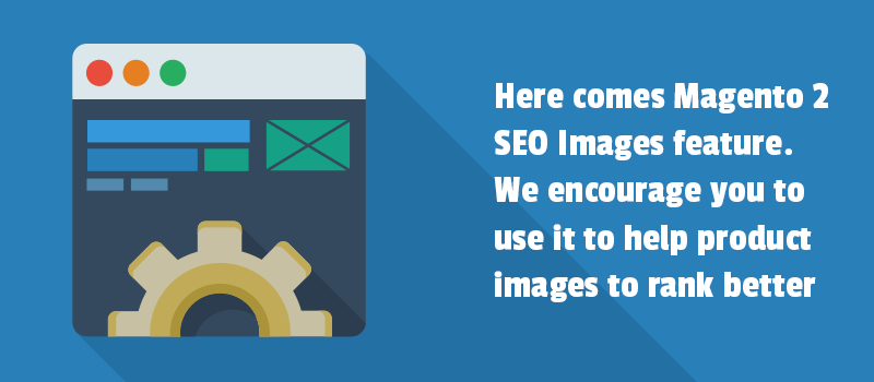 Here comes Magento 2 SEO Images feature. We encourage you to use it to help product images to rank better