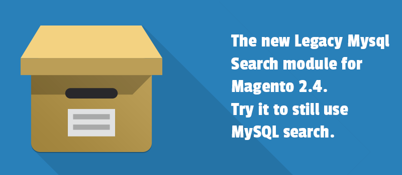 The new Legacy Mysql Search module for Magento 2. Try it to still use MySQL search.